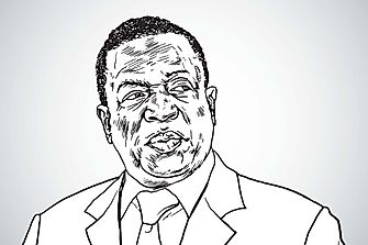 Who is the President of Zimbabwe?