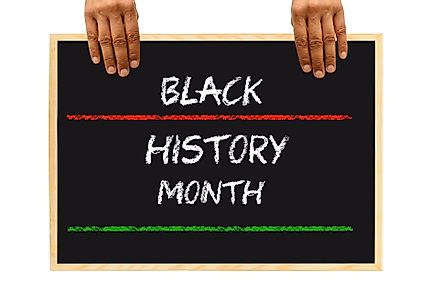 Black History Month is celebrated in the United States, Canada, the United Kingdom, Germany and the Netherlands.