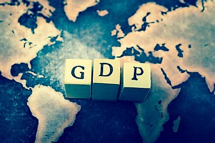 GDP stands for Gross Domestic Product.