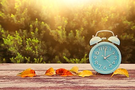 Every US state changes their clocks on the first Sunday in November and the second Sunday in March except for Arizona and Hawaii.