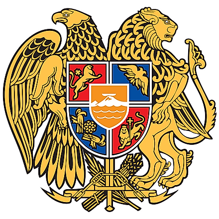 National Coat of Arms of Armenia
