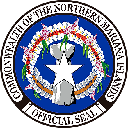 Seal of the Northern Mariana Islands