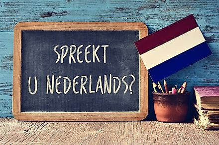 Hollandic Dutch is spoken in the region of Holland in the Netherlands.