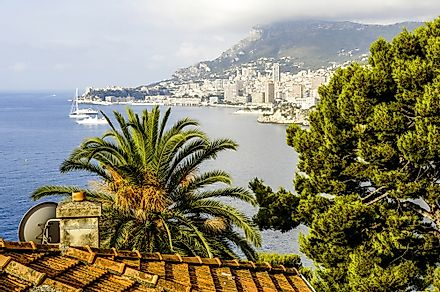 The coastline of Monaco is the shortest among the world's coastal nations.