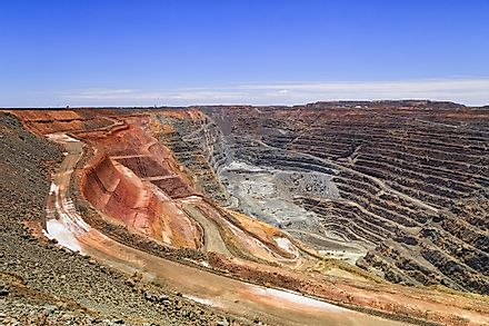 Mines are known to cause severe environmental problems.