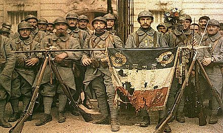 The French Army in 1917