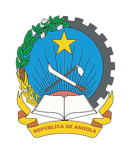 National Coat of Arms of Angola