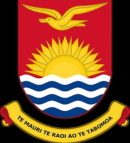 National Emblem of Kiribati