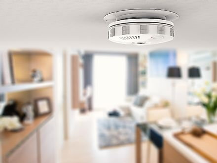 Smoke detectors are an example of weak precaution - taking action without proof of risk.
