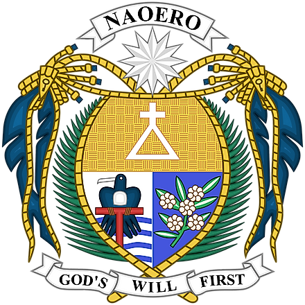 National Coat of Arms of Nauru