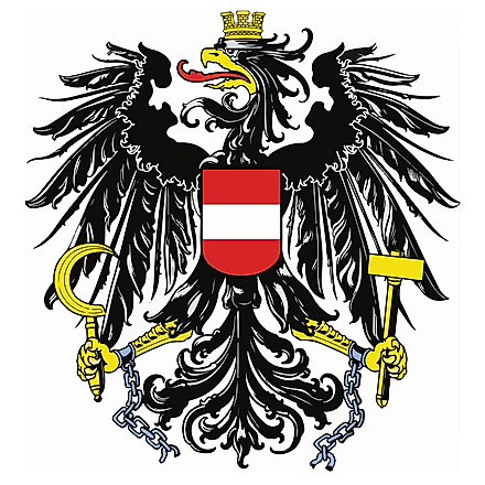 National Coat of Arms of Austria