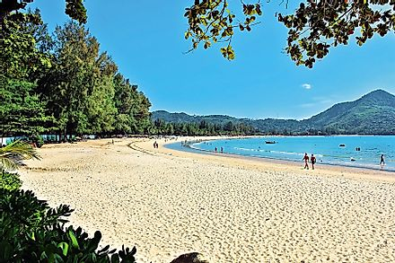 Phuket is filled with spectacular beaches. Image credit: www.thavornbeachvillage.com