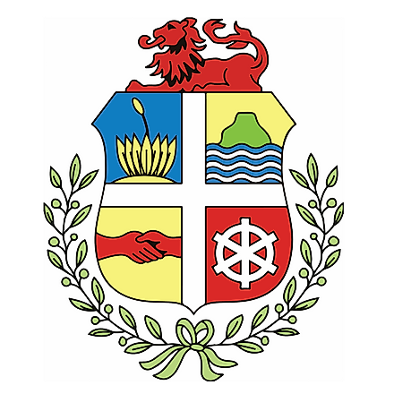 National Coat of Arms of Aruba