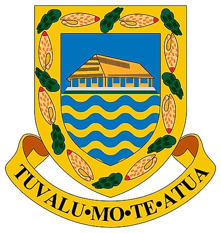 Coat of Arms of Tuvalu