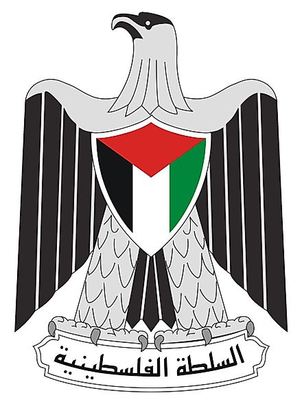National Coat Of Arms Of Palestine