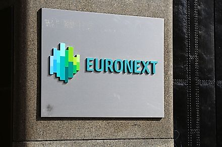 Euronext is the largest stock exchange in Europe. Editorial credit: Tupungato / Shutterstock.com