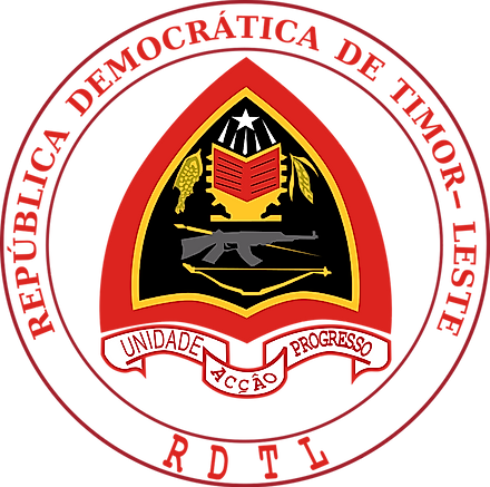 National Coat of Arms Of Timor-Leste