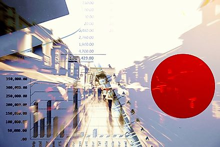 Japan is home to the world's most diversified economies.