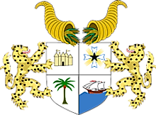 The National Coat of Arms of Benin