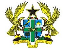 Coat of Arms of Ghana