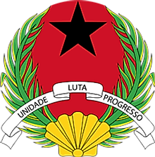 National Coat of Arms Guinea-Bissau