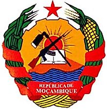 National Coat of Arms of Mozambique