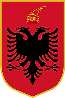 The National Coat Of Arms Of Albania