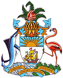 National Coat of Arms of Bahamas