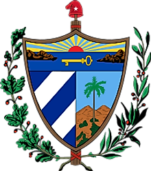 National Coat of Arms of Cuba