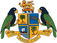 National Coat of Arms of Dominica