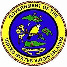 US Virgin Islands coat of arms
