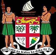 National Coat of Arms of Fiji
