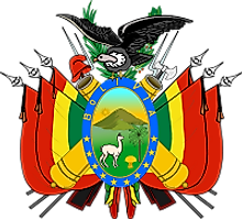 The Coat of Arms of Bolivia