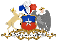 National Coat of Arms of Chile