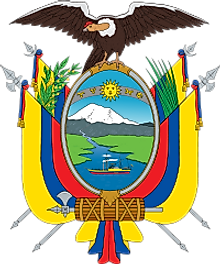 National Coat of Arms of Ecuador