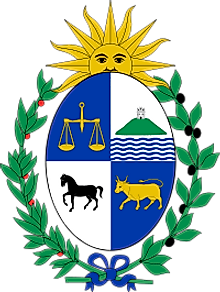 National Coat of Arms of Uruguay