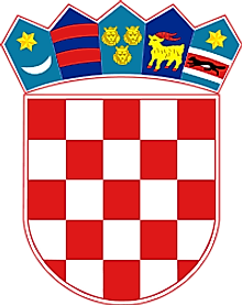 National Coat of Arms of Croatia
