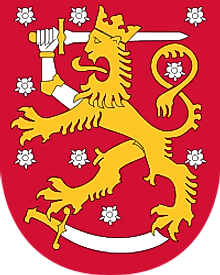 National Coat of Arms of Finland