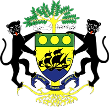 National Coat of Arms of Gabon