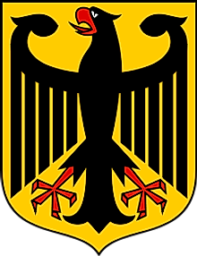 The National Coat of Arms of Germany