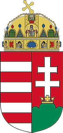 National Coat of Arms of Hungary