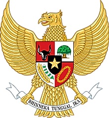 National Coat of Arms of Indonesia