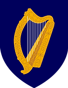 National Coat of Arms of Ireland