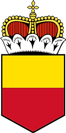 National Coat of Arms of Liechtenstein