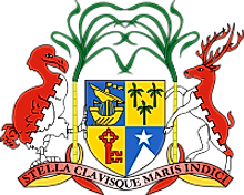 National Coat of Arms  of Mauritius