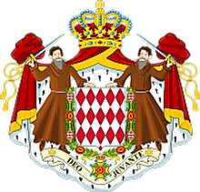 Coat of Arms of Monaco