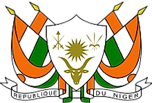 National Coat of Arms of Niger