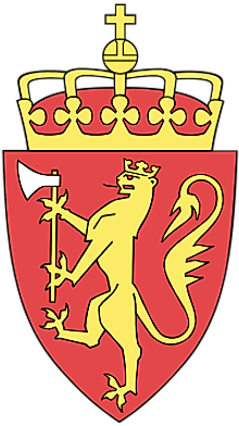 National Coat of Arms of Norway