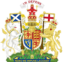 United Kingdom Royal Coat of Arms