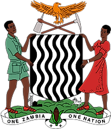 National Coat of Arms of Zambia